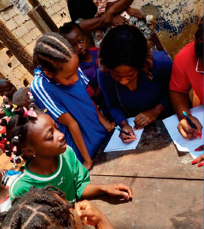 CAMERUN: No hay futuro sin Educación 2
