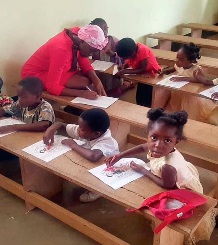 CAMERUN: No hay futuro sin Educación 1