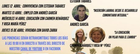 Jornadas por la inclusion Plataforma 3 barrios-amate Fundación Prodean