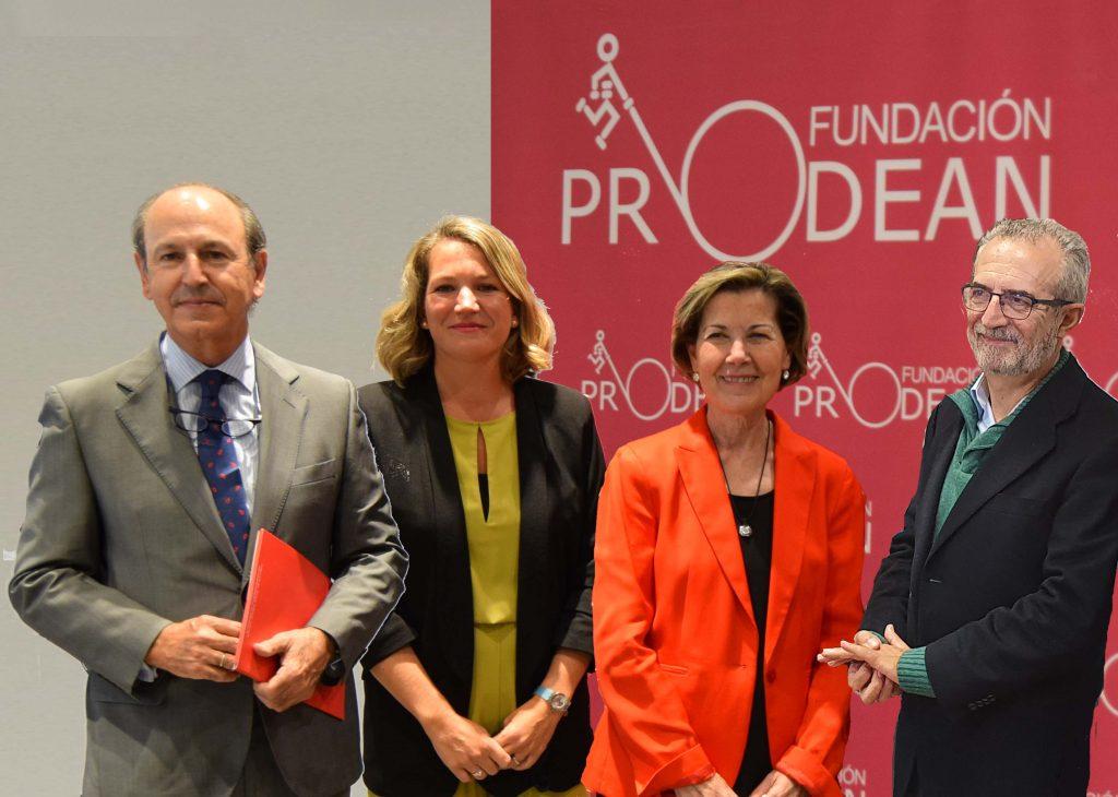 Acto Institucional Fundación Prodean 2021 Sevilla