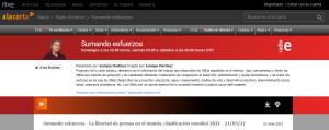 acto institucional fundacion prodean Sevilla