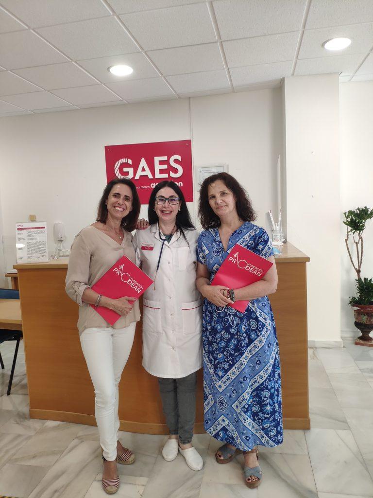 GAES colabora con Fundación Prodean para el proyecto en Camerún