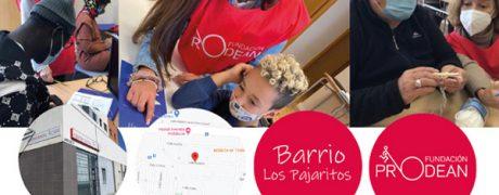 Fundación Prodean busca voluntarios para su centro social en Los Pajaritos